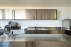 Domestic Stainless Steel Kitchen Bromley