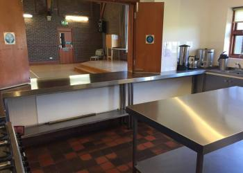 Stainless Steel Worktops Richmond