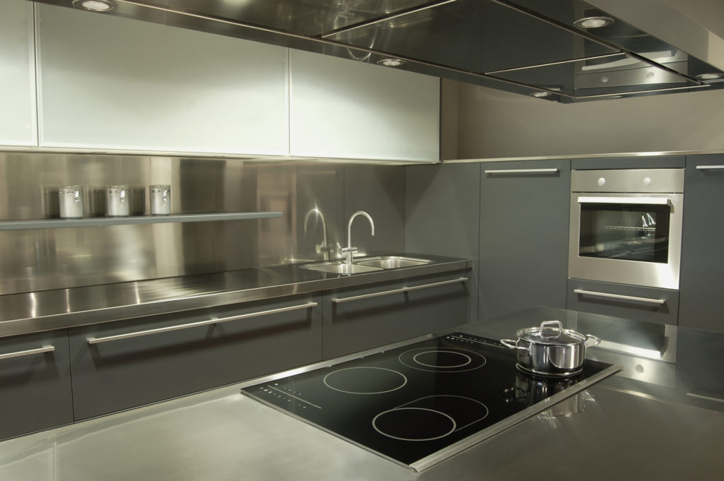 Stainless Steel Kitchen London
