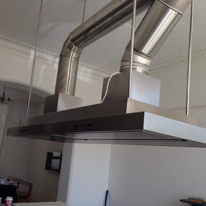 Stainless Steel Kitchen Tunbridge Wells